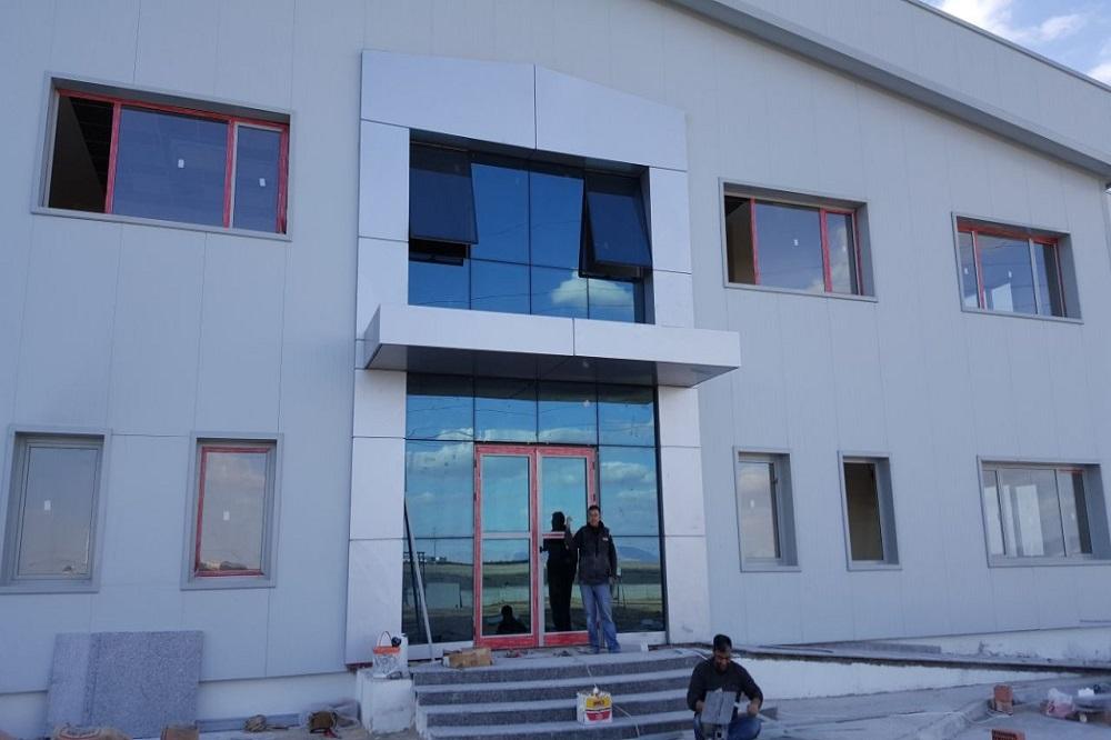 alkola fabrika - BOSTANLI ULUER